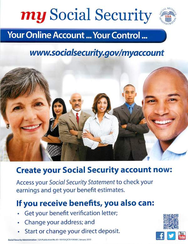 My Social Security